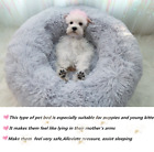 Pet Cat Small Dog Basket Soft Bed Met House Artificial wool + 1 Blanket