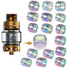 Replacement-Rainbow-Bulb-Glass-Tube-For-cleito/-TFV12-Prince