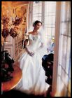 1987 Frank Masandrea Diamond Wedding Dresses Collection Vintage PRINT IMAGES