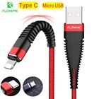 For Lightning USB Charger Charging Data Sync Cable for Android Samsung Cable
