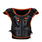 Kids Skiing Body Back Protector Armor Chest Spine Protective Gear For Dirt Bike