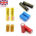 18650 26650 18350 16340 3.7V Rechargeable Li-ion Battery Lithium Cells UK