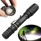 200000Lumen Tactical Powered T6 LED 18650 Flashlight Torch Zoomable 5 Mode Light