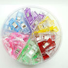Внешний вид - 20/50pcs Sewing Accessories Plastic Quilter Holding Wonder Clips Quilt Binding