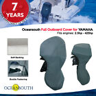 Oceansouth Outboard Motor Engine Full Cover / Protect Cover for Yamaha