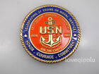 USN ASK THE CHIEF CELEBRATING 21 YEARS OF NAVAL SERVICE CHALLENGE COIN