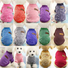 Small Pet Coat Dog Jacket Winter Warm Clothes Puppy Cat Sweater Coat Apparel USA