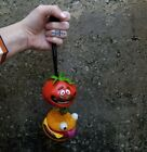 Durr Burger and Tomato Head Charm Keychain Fortnite Golf Cart - Birthday Prop
