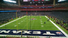 3 Houston Texans v San Francisco 49ers FRONT ROW MEZ Tickets August 18 8/18 49rs
