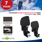 Oceansouth Outboard Motor Half / Storage Cover for Suzuki