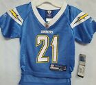 """New! NFL  San Diego Chargers  Jersey  """"TOMLINSON"""" Toddler $21.99 USD on eBay"""