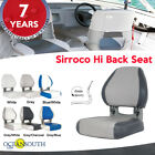 Oceansouth USA Deluxe Hi Back Boat Seat Folding