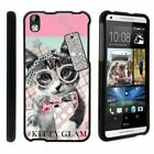 For HTC Desire 816 / HTC Desire 8 Hard Fitted 2 Piece Snap On Case