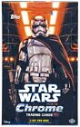 2016 Topps Star Wars Chrome refractor pick your card complete your set $3.0 USD on eBay
