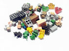 36Pcs/Lot Minecraft Series 2 Stone 3 4 5 Mini Action Figure Toys Characters Sets