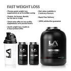 LA Muscle Fast Weight Loss Stack Quick Weight Loss Results RRP £185
