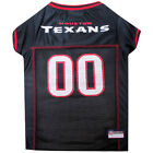 Houston Texans Licensed NFL Pets First Dog Pet Mesh Blue Jersey Sizes XS-2XL $27.97 USD on eBay