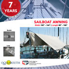Sailboat Awning Water & UV Resistant Quality Canvas