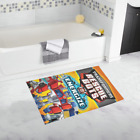 New Bathroom Rug Custom Transformers Resque Bots Non Slip Bathmat Floor Bath Rug