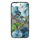 Design 76ucci-blooms-Blue Flowers Logo iPhone 6,6s 6+ 6s+ 7,7s 7+ 7s+