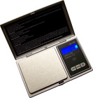 VIPER-250 Digital Personal Nutrition Scale, Pocket Size, Black