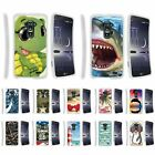 For LG G Flex D959 Hard Fitted 2 Piece Snap On Case White