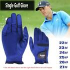 1PC Men's Anti-Slip Microfiber Left/Right Hand Gloves Sweat Absorbent Golf Glove