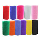 2/4/6/8/10Pack Wrist Sweatbands Athletic Cotton Terry Cloth Wristbands Gym Sport