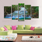 HD Canvas Prints wall art picture waterfall landscape painting for home decor