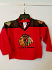 Chicago Blackhawks Jersey CHILDS KIDS S SMALL (5) RED #55 DAZE by Mighty Mac NHL
