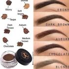 NEW ANASTASIA BEVERLY HILLS Dipbrow Eyebrow Pomade 5 Shades + Free #12 Brush