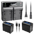 Kastar F980 Battery Rapid Charger for Sony NPF960 CCD-TRV80 CCD-TRV81 CCD-TRV815