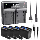Kastar F980 Battery Rapid Charger for Sony NP-F960 CCD-TR940 CCD-TRV16 CCD-TRV25