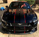 MUSTANG SHELBY Racing Stripes KIT 18 17 16 15 Ford Shelby GT 500 350 cobra turbo
