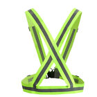 Reflective Vest Kids Adults Elastic Ribbon Brand New Durable New Hot Fashion
