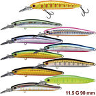 Smith Cherry Blood MD90S  11.5 g, 90 mm Native trout sinking minnow