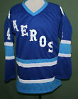 MARK HOWE RETRO WHA HOCKEY JERSEY SEWN NEW ANY SIZE