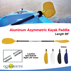 Kayak Paddle Aluminum Asymmetric (Split Shaft)