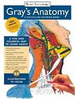 Gray's Anatomy Coloring Book (Start Exploring) Stark  Phd, Fred Paperback