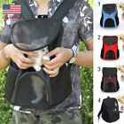 Outdoor Pets Carry Backpack Puppy Dogs Bag Travel Backpack Dogs Cats Carrier US