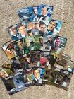 James Bond 007 Commander Spy Cards Rare Selection £0.99 GBP on eBay