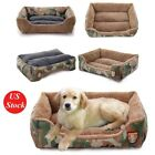 Dog Bed Pet Kennel Bed House Cozy Warm Cushion Sleeping Pad Puppy Cat Mattress