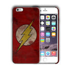 Super Hero Flash Iphone 4 4s 5 5s 5c SE 6 6s 7 8 X XS Max XR Plus Cover Case n6