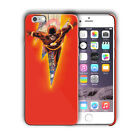 Super Hero Flash Iphone 4 4s 5 5s 5c SE 6 6s 7 8 X XS Max XR Plus Cover Case n7