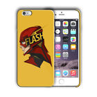 Super Hero Flash Iphone 4 4s 5 5s 5c SE 6 6s 7 8 X XS Max XR Plus Cover Case n9