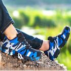 Mens Steel Toe Sport Sneakers Safety Camouflage Work Shoes C