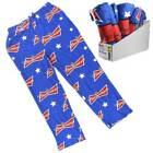 Внешний вид - Budweiser Bud Beer red white and blue usa mens pajamas pants