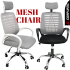 'Computer Desk Chair Executive Office Chair Ergonomic Adjustable Mesh High Back