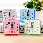 Small Alarm Clock Cute Creative Fashion Student Clocks Bedroom Bedside Office WG