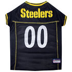 Pittsburgh Steelers Licensed NFL Pets First Dog Pet Mesh Jersey XS-XXL NWT $29.37 USD on eBay